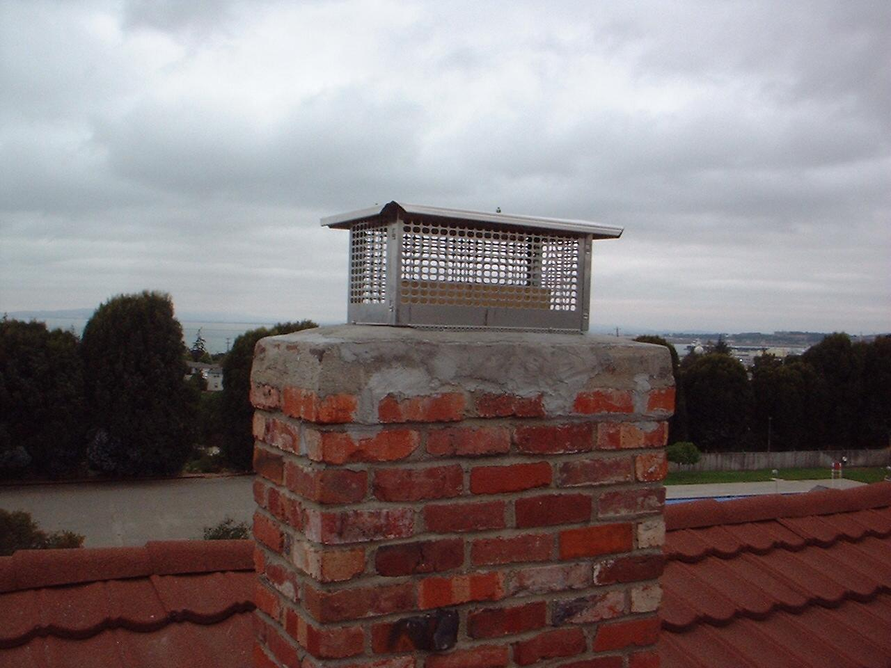 chimney cap source multi flue custom chimney cap pictures